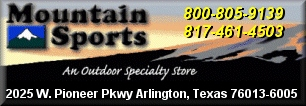 Mountain Sports...An Outdoor Specialty Store